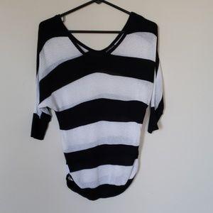 [Express] 3/4 sleeve sweater